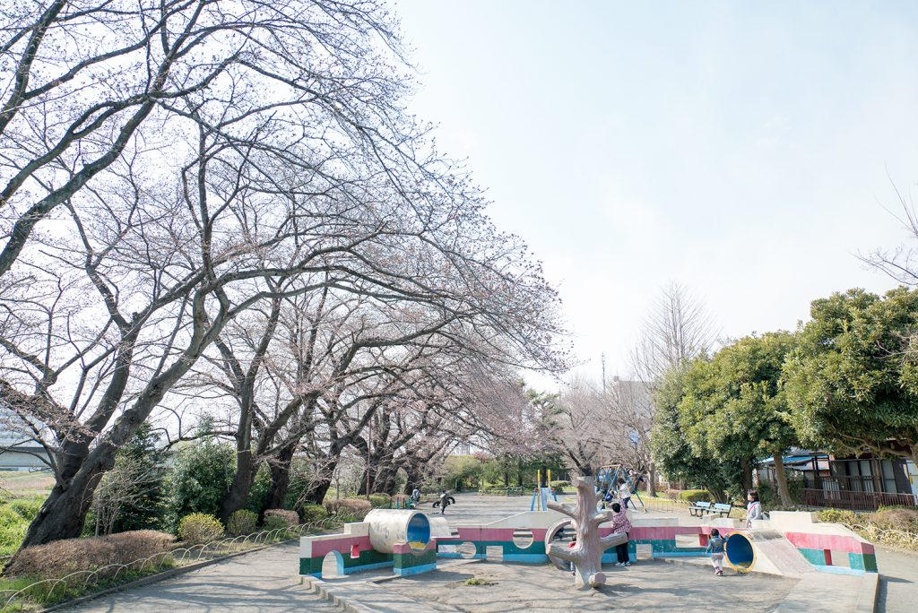 元横山公園