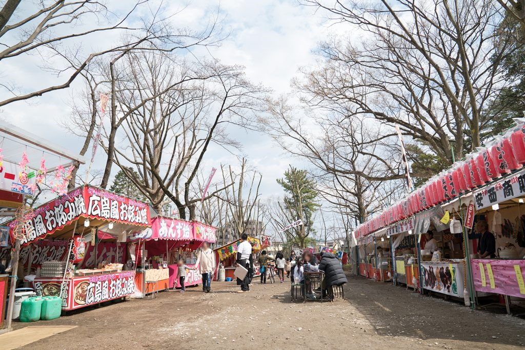 富士森公園 2017八王子