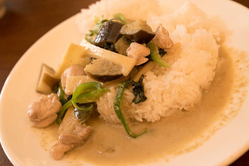八王子タイ料理ランチタイラーンナー