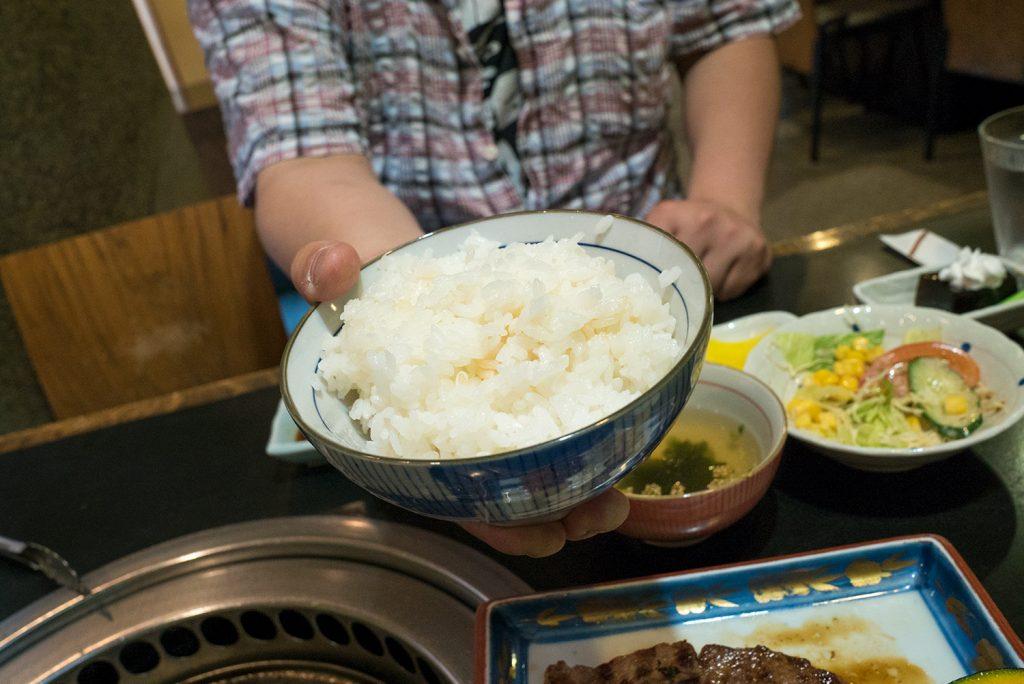 肉の山本八王子ランチ1000円美味しい肉