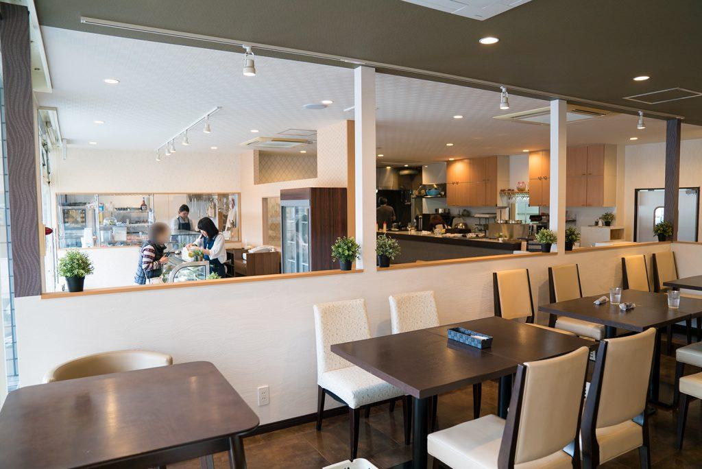 市役所近くでオシャレランチ!!ボンヌカフェ八王子店(Bonnel Cafe)