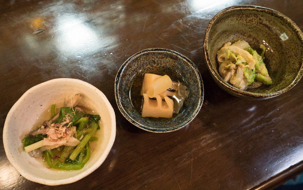 八王子おでん天ぷら日本酒に合う料理和食堂 穰(ゆたか)