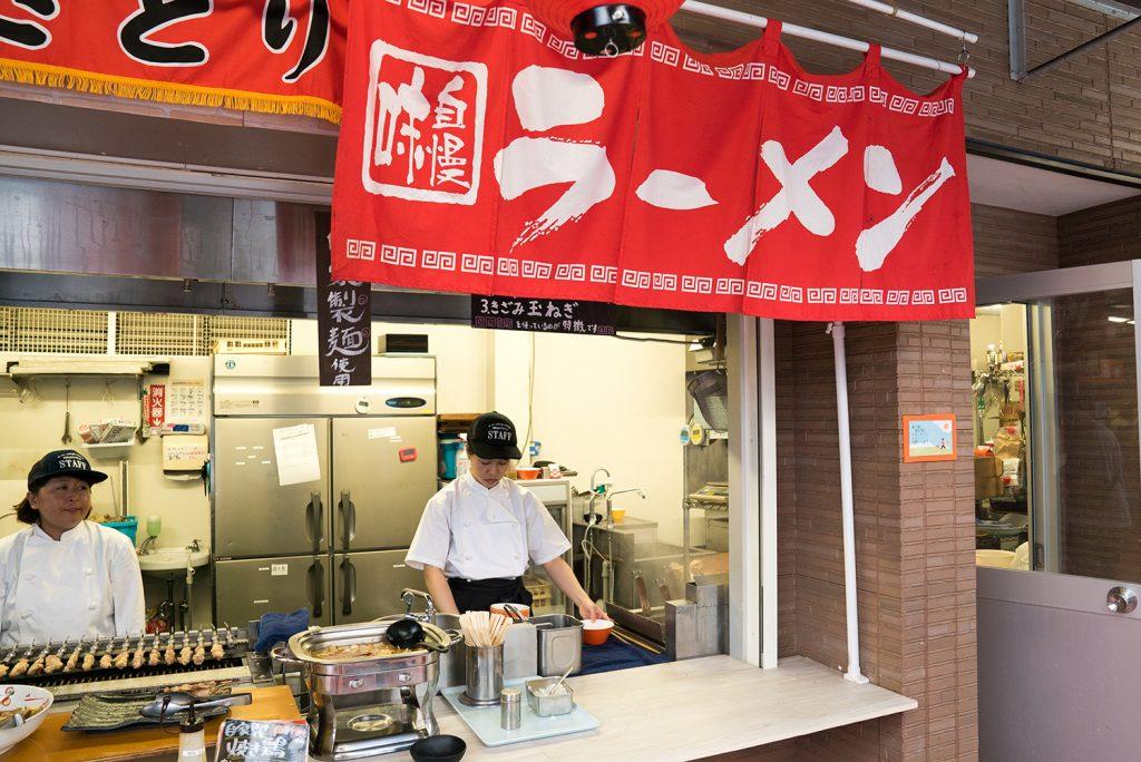 高尾山ビアマウント2017 八王子ビアガーデン 食べ物メニュー