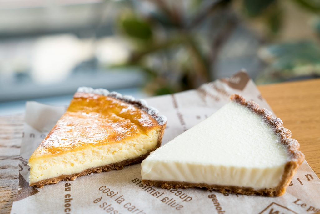 八王子みなみ野レドゥーシャ チーズ タルト ケーキ