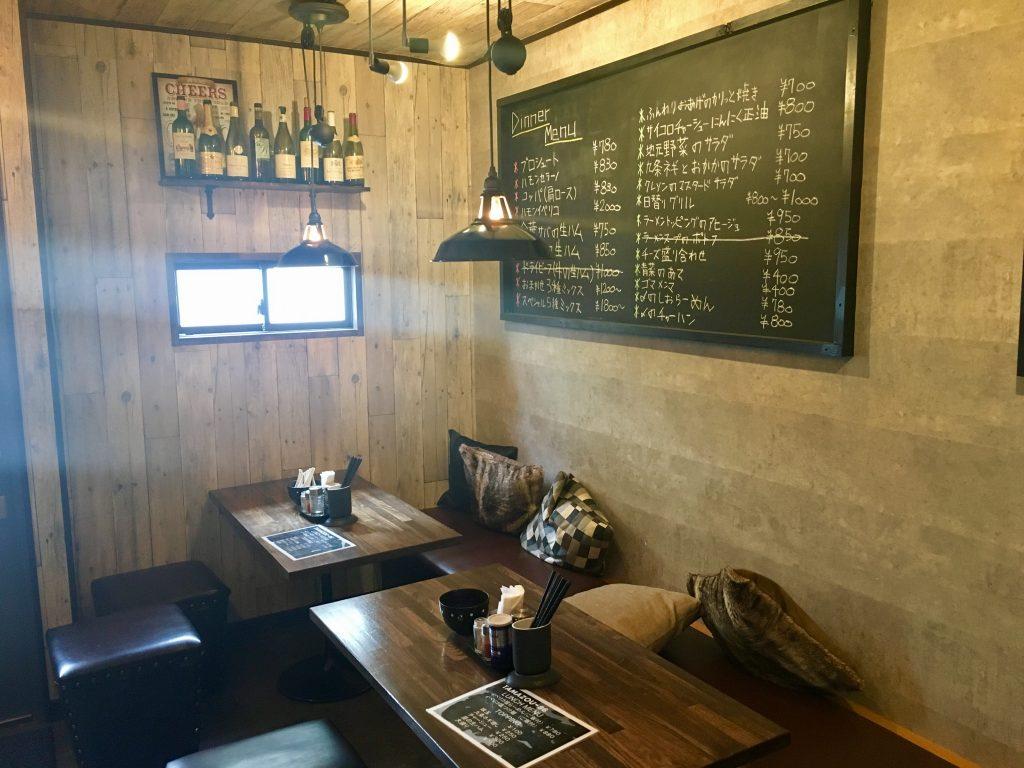 タマゾウ-86TAMAZOU-86ワインと生ハムが美味しいラーメン屋