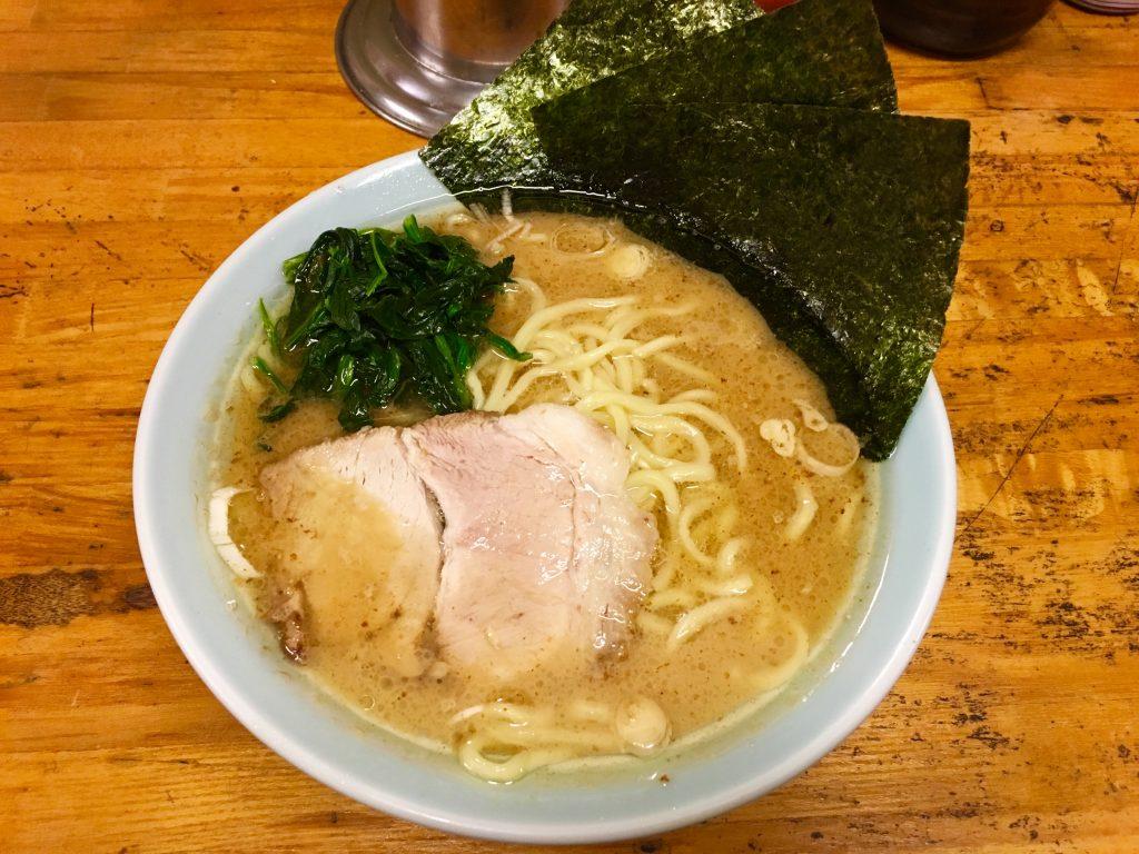 八王子の美味い家系ラーメン!!高根家の魔法のスープ