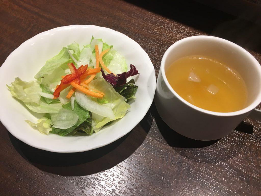 サラダスープいきなりステーキ八王子店に肉マイレージ重量級王者!?