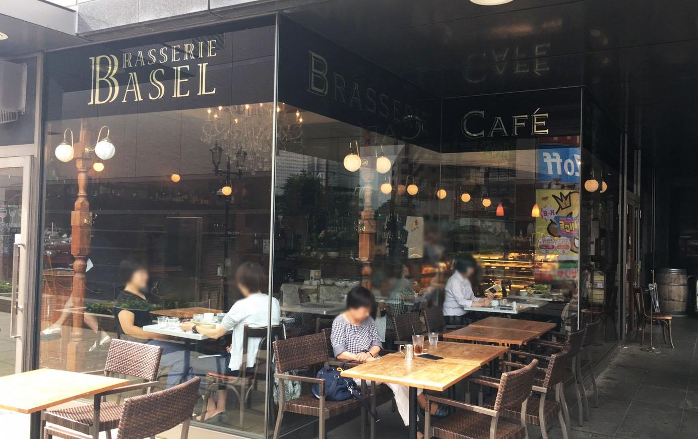 BASEL(バーゼル)602円モーニングのパンが超絶美味しい