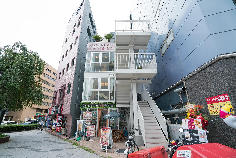 アイナカフェAINACAFE スムージーの店オープン!!