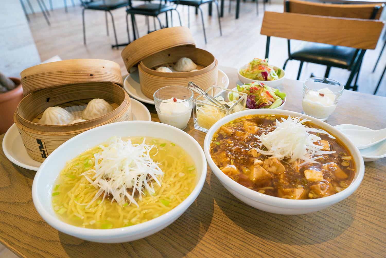 ジンホア八王子!!小籠包が美味いシンガポールな風味豊かな店