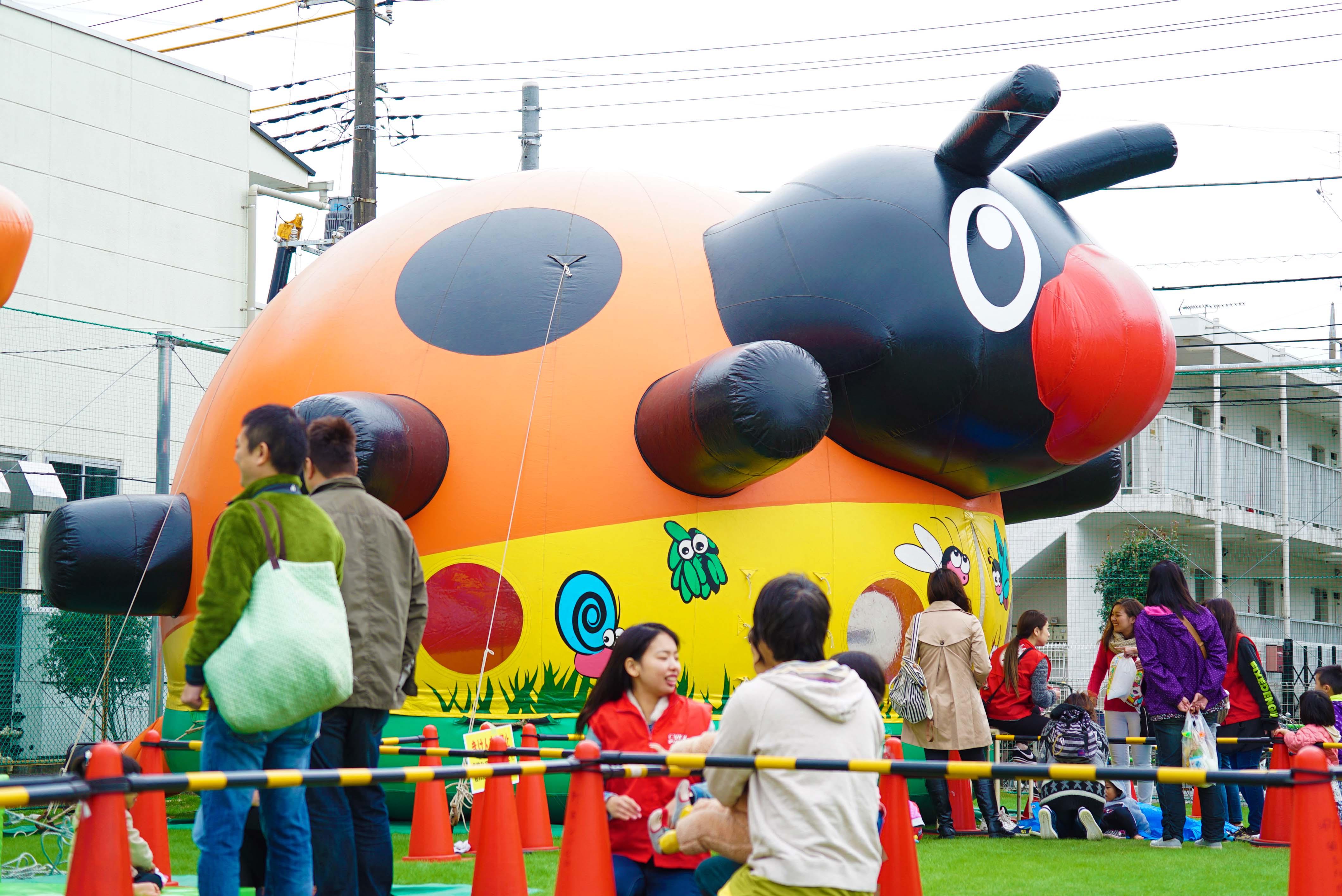 キンダーパーティー八王子!!ユーロードにて子どものイベント開催