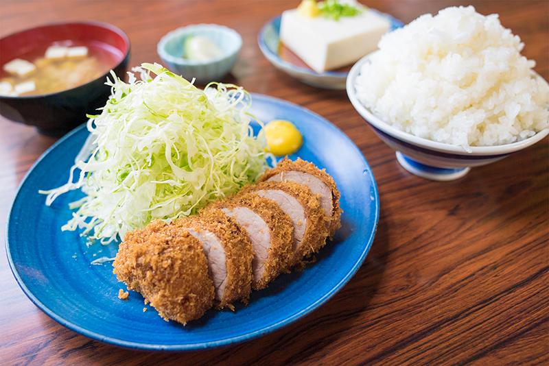 れんが亭八王子|とんかつランチメニューのコスパ高しっ!!