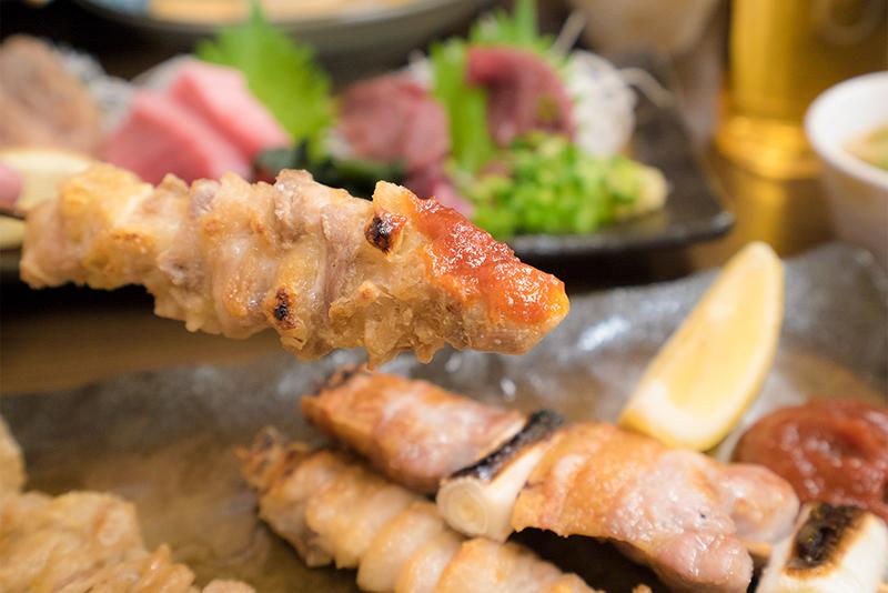 大衆酒場和来(わらい)八王子店!!三崎港の鮮魚&100円ビール