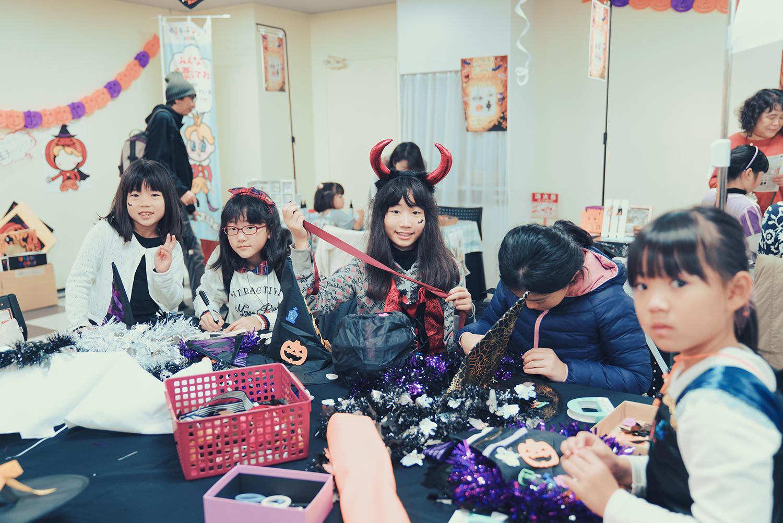 はちおうじハロウィン2017レポ!!仮装キッズが大行進