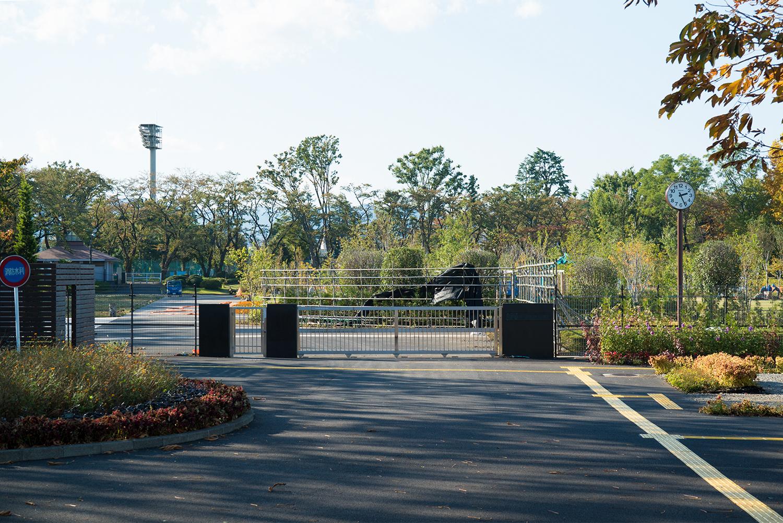 八王子緑化フェアその後陸上競技場完成予定