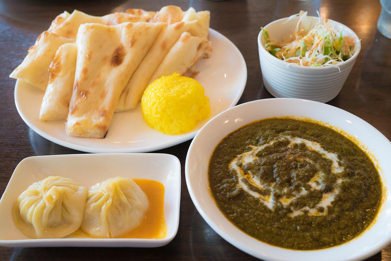 ルミーズカレー(Rumi's Curry)ナンがパリパリモチモチ!!