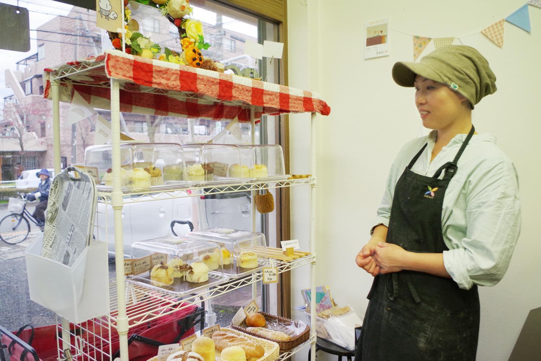 むしぽん!?めじろ台の人気店3丁目CAFEの進化した蒸しパン