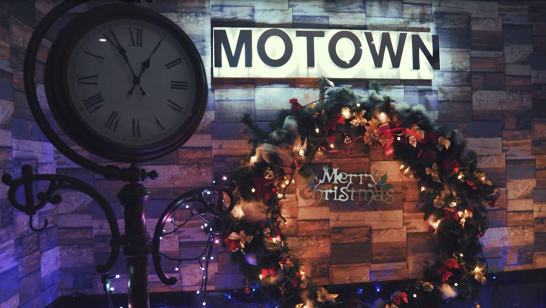 MOTOWN(モータウン)夢の国感満載のクリスマランチ!!