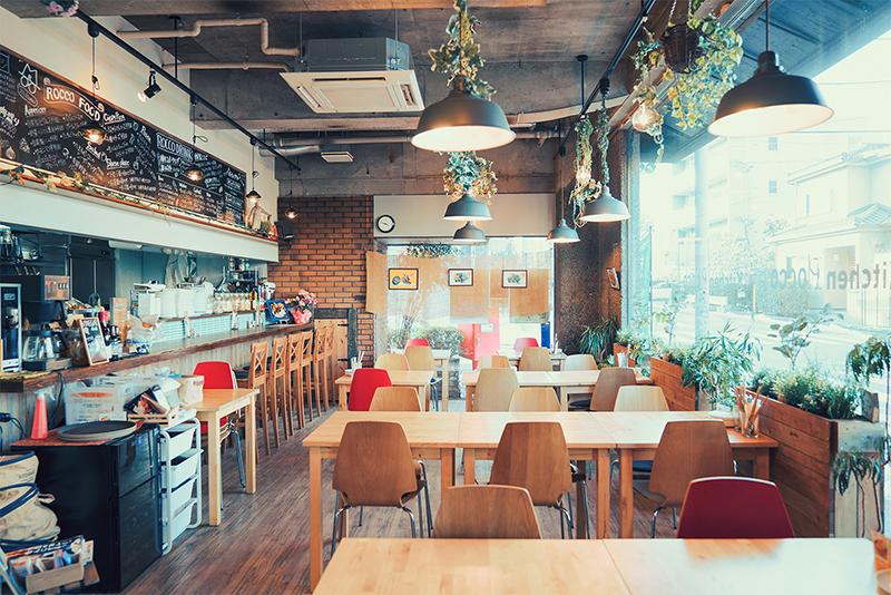 リニューアルオープン!!更に進化したキッチンロッコではちナポ