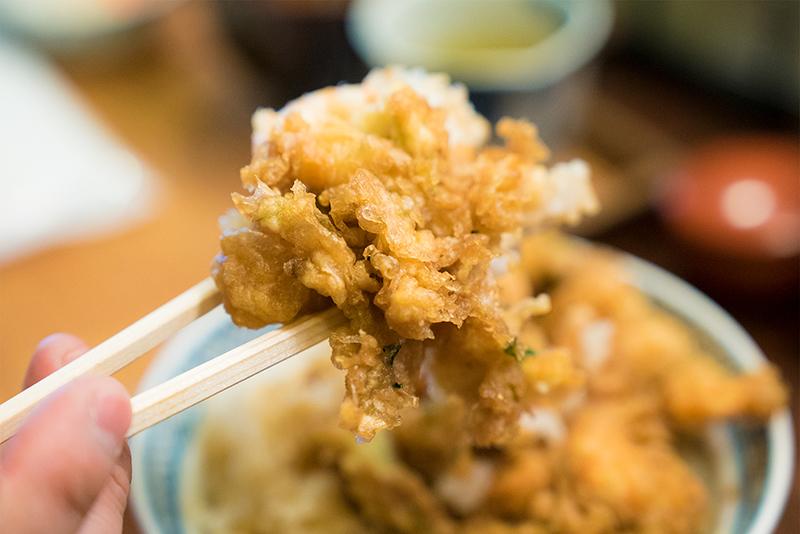 天安(てんやす)!!八王子で美味い天ぷらを食べるならここ!?