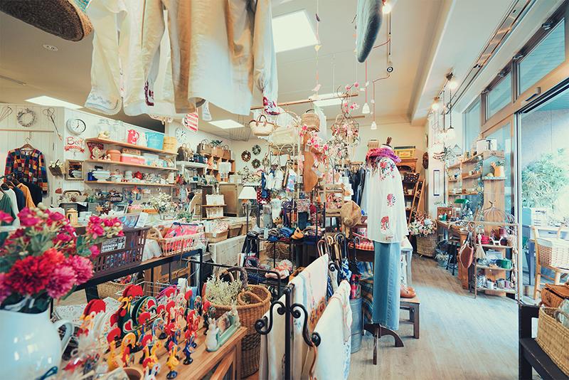 雑貨店Seventh Field (セブンスフィールド)の世界の雑貨