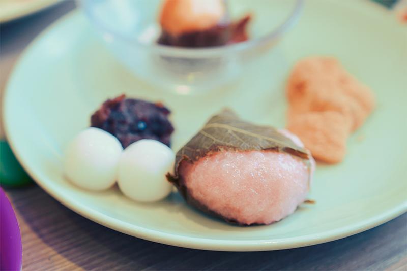 デザートフェスティバル!!スイーツ&フードも美味く食べ放題!!
