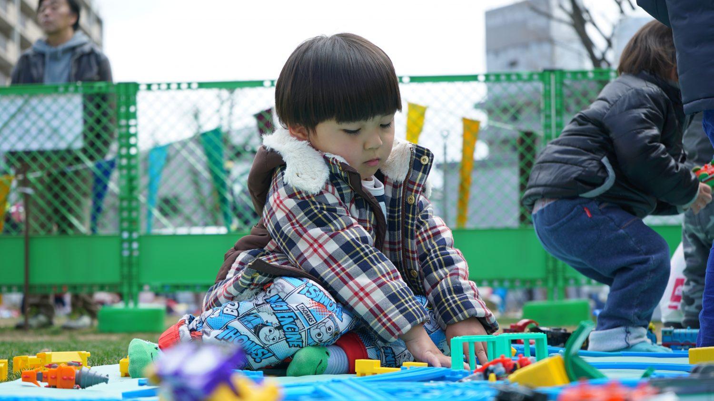 八王子キンダーパーティー!!無料で遊べるキッズイベント