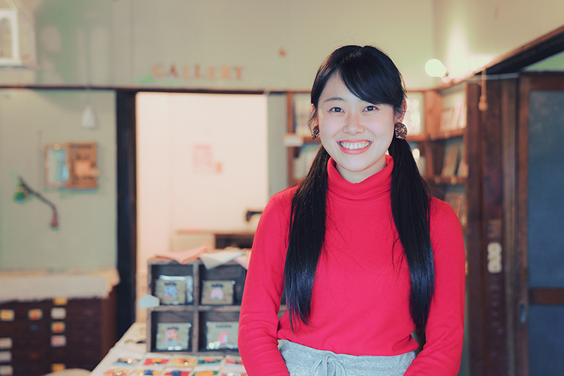 mintakaなる美大生の雑貨店で相原ジャーニー始動っ!!
