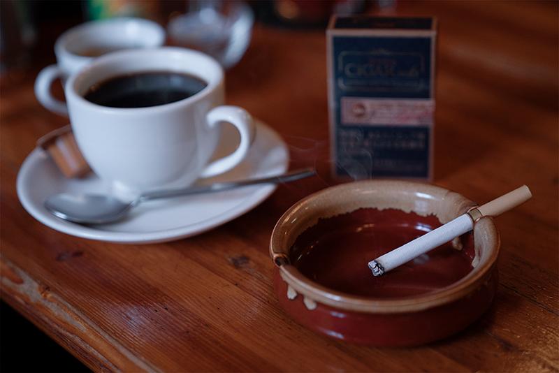 田園!!おひとり様ウェルカムな居心地の良いノスタルジー純喫茶!?