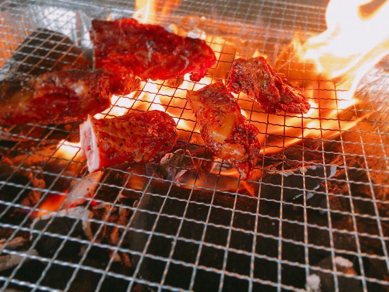 浅川でお肉を焼こう!!楽ちんスマートBBQ(バーベキュー)術!?
