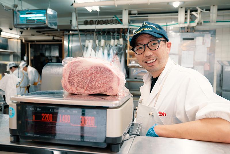 肉と氷のあかさか!!樽チップで作るジャックダニエルジャーキー!?