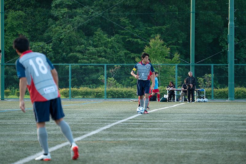 八王子からJリーグへ!! アローレ八王子のアツいサッカーを観戦!!