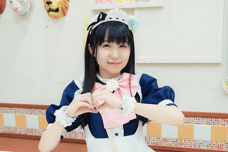 八王子のメイド喫茶『まちゅからびぃ』で萌えまくるっ!! -前編-