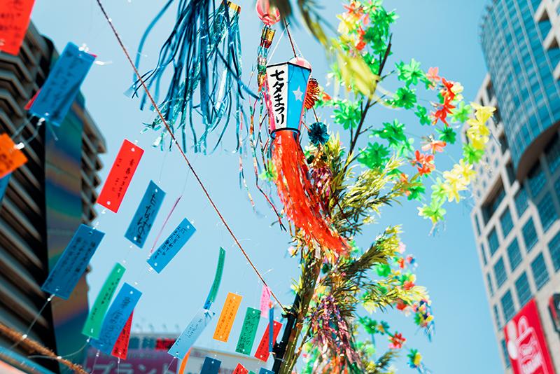 八王子七夕まつり2018は7/7、8に開催!! 縁日や物産品も並びます!!