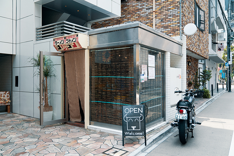 ビーフラーメン&つけ麺シゲジン!! 新感覚つけ麺っ?!