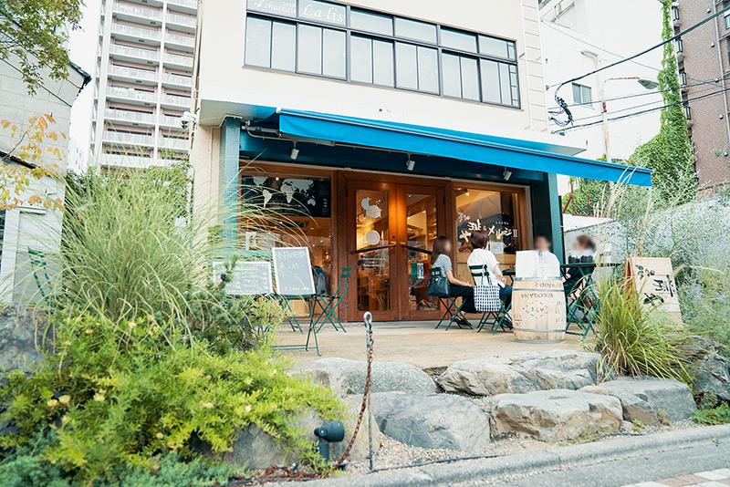 『珈琲や&メルシ2』とっても入りやすいおしゃれカフェ&レストラン!!