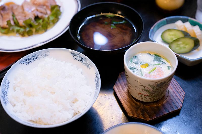 坂福(さかふく)創業100年を超える老舗の激うまリーズナブルランチ!!