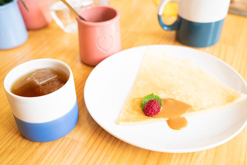cafe de la poste(カフェ ドゥ ラ ポスト)西東京唯一のガレット専門店!!