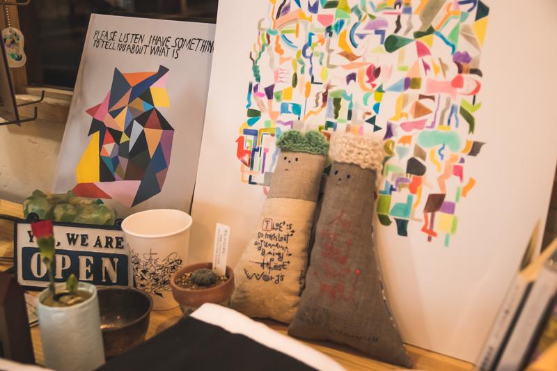 coffee ritmos(コーヒー リトモス) 展示作品