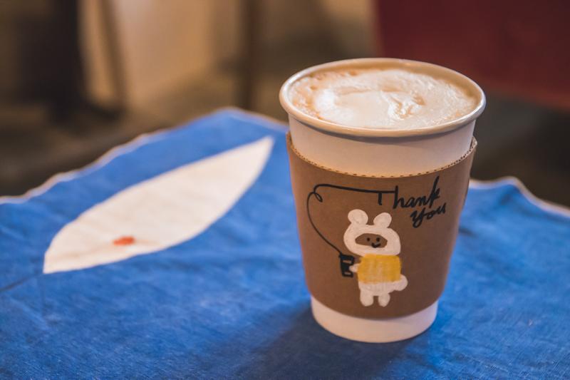 coffee ritmos(コーヒー リトモス) ハニーラテ