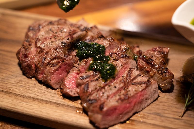PENTHOUSE Gastro Dining(ペントハウス ガストロダイニング) リブロースステーキ