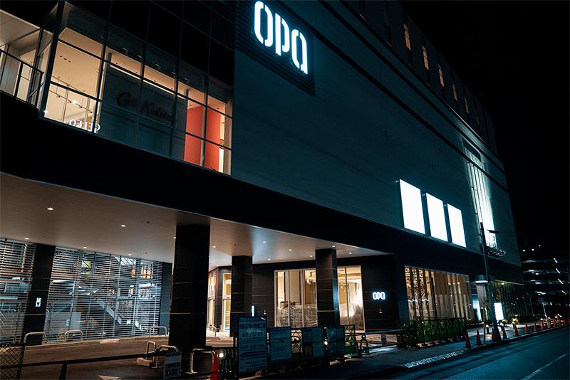 八王子OPA 11/29 10:00オープン!! 店舗テナント最新情報!!