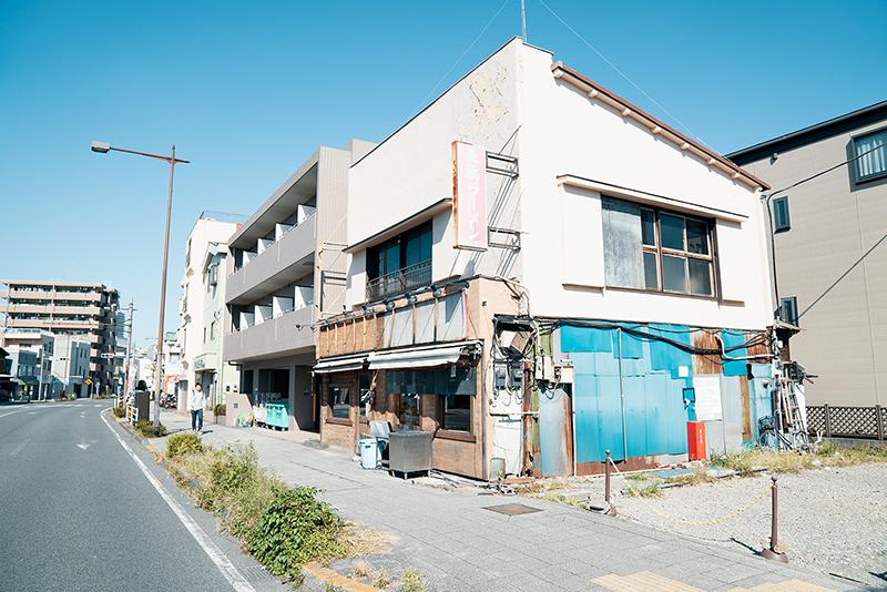 長浜ラーメン 八王子 旧店舗