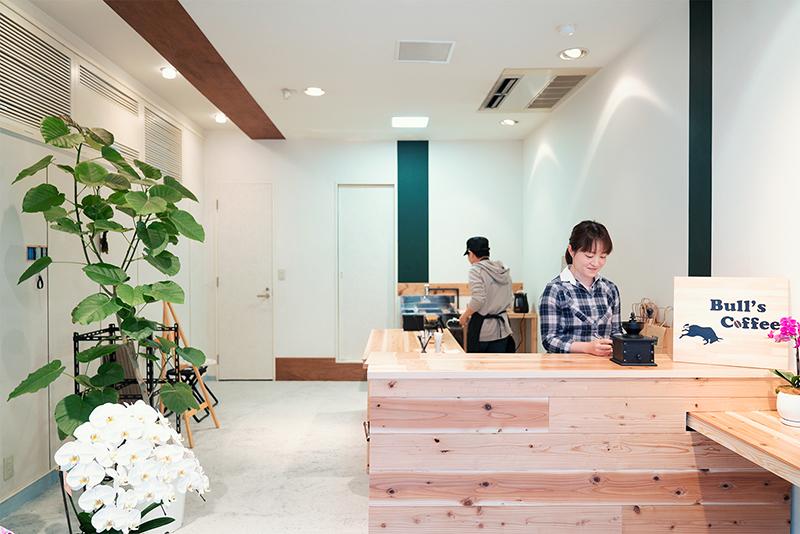 Bull's Coffee八王子駅近くで炭火焙煎が楽しめる珈琲店!!