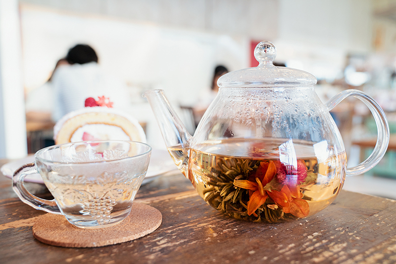 Akameru(アカメル)の工芸茶