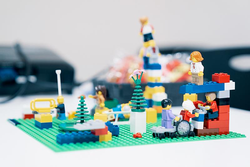 株式会社ビルディット レゴ