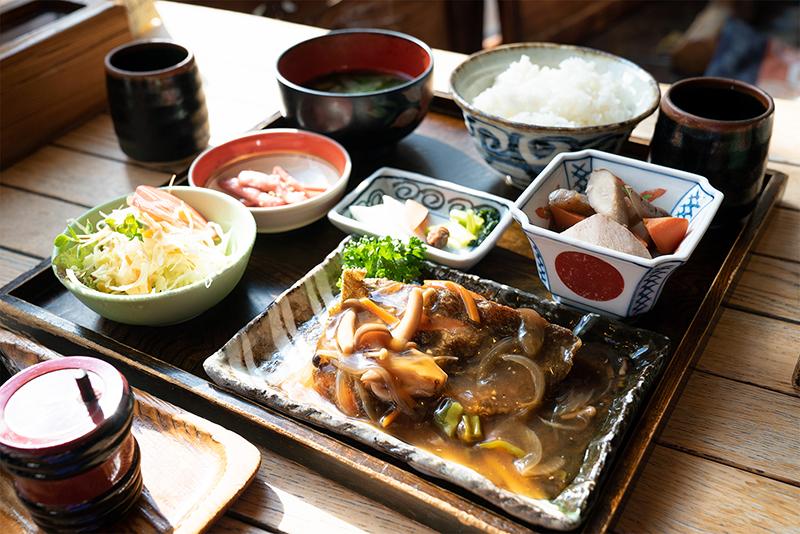 武州しこめん 日替わり ランチ ザ・ご飯