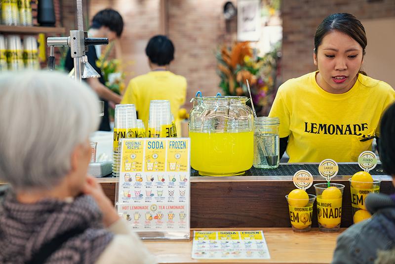 八王子OPA(オーパ) LEMONADE by Lemonica(レモネードbyレモニカ) レジカウンター