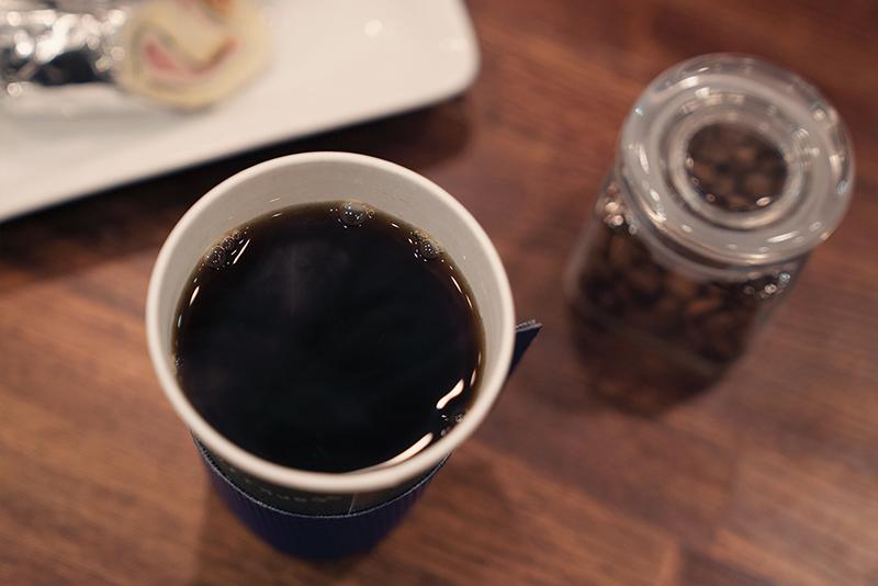 コーヒースタンド じょっぱり コロンビア