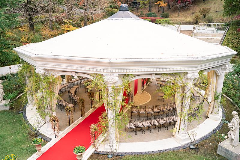 八王子映画祭 会場 Royal Garden Palace 八王子日本閣 ガーデンチャペル